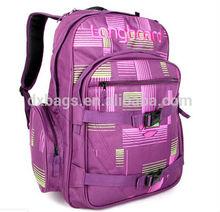 wholesale girls high school backpack manufacturer