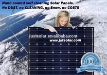 fashional style for 220W mono solar panel, solar system,solar gate opener