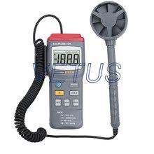 MASTECH MS6250 Digital Anemometer Air Wind Flow Meter