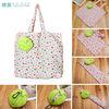 Hot sale Soft Strawberry Foldable kid bag