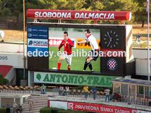 Popular outdoor led display/score board football