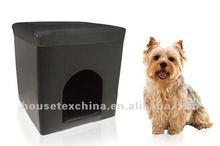 Most popular folding storage ottoman / pet house