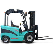 Electric battery forklift from 1.50T - 1.8 T loaded capacity