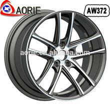 AW372 Alloy Wheel 13 14 15 16 17 inch 4 5 8 10 holes rims