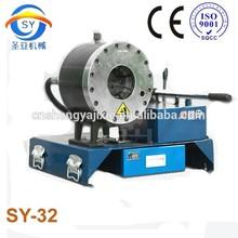factory crimping machine manual hydrualic hose crimping machine SY-32/hose crimper