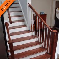 decorative cheap wood railings -cl001