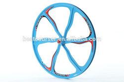 Chinese carbon Road racing bicycle wheelset spoke wheel bike three spokes full carbon road bike rims