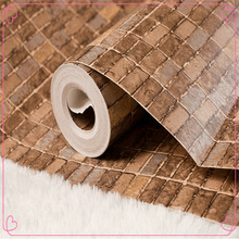 5.3 square Popular High Quality Best price natural interior bamboo wallpaper