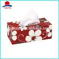 personalizado de alta qualidade de papel tissue box