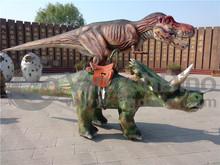 VGQC41-mechanical dinosaur kids ride on animals