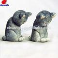 Hayvan heykel, küçük hayvan heykel, kedi hayvan heykeli