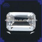Good quality white synthetic diamond wholesale