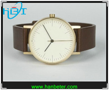 Wholesale quartz stainless steel watch water resistant with japan movement
