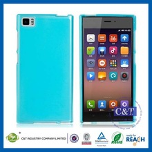 C&T Factory price custom cell phone tpu protective case for xiaomi mi3