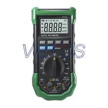 New Tester Resistance AC DC Ohm Hz 4000 Counts Voltmeter Mastech MS8268 auto range digital Multimeter