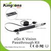 High Quality E Cigarette EGO Battery ego k battery