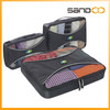 China wholesale travel portable luggage organizer bag, 3 in 1 travel packing cubes