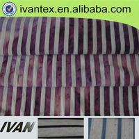 wholesale viscose polyester stripe fabric