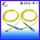 Customize SC, FC,LC Single Mode Fiber Optical Cables