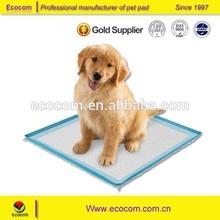 high grams of SAP super absorbent dog pee pee pads/dog pad/dog training pad