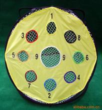Round style Golf target net golf chipping net
