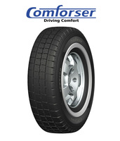Comforser Commercial Vehicle Tires,White sidewall tires
