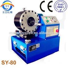 aluminium wire crimping machine SY-80 hose crimping machine/hydraulic crimper