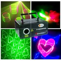 2014 NEW DMX 3d effect laser light rgb dynamic laser light