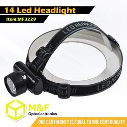 Plastic Outdoor Hunting Mining Helmet With Head Lamp