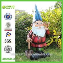 Garden Statue, Resin Gnome, Large Garden Statues