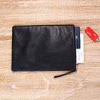 genuine leather case for ipad mini/ipad 3/ipad air multifunctional leather laptop bag