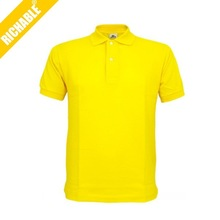 2014 fashion style promotion or advertising polo shirt for men