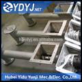 china profesional de alta calidad en espiral alimentador de tornillo transportador