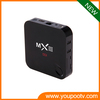 MX-III 4K SUPPORT Amlogic S802 quad core 1G RAM 8G ROM android 4.4 OS smart tv box