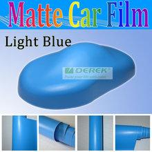 Matte Auto High Quality Car Body Sticker / Bubble Free / Size: 1.52 m x 30 m