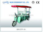 india auto rickshaws ,tricycle,electric tricycle for passenger , three wheel electric tricycle with Smart Pie Hub Motor