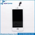 venta al por mayor original digitalizador pantalla lcd de pantalla para el iphone 5s lcd de montaje