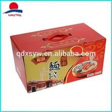 Custom High Quality Corrugated Food Box