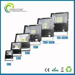 cob led flood light 50w,led flood light ip65 waterproof ,CE Meanwell driver 50w cob chip 70w led flood light