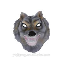 2014 nueva EVA fiesta de Halloween máscara de lobo