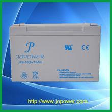 SLA batteries 6V10AH for UPS/inverter/converter/scooter