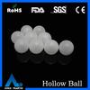 PP 25mm clear plastic hollow balls
