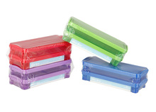 New style plastic mini desktop pen case