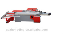 Multipurpose woodworking machine for wood based panels