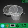 estrarre il contenitore per alimenti in plastica trasparente 500ml