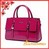 Elegant Lady Satchel Genuine Leather Handbag