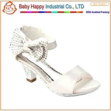Child&kids fashion cheap girls high heel shoes