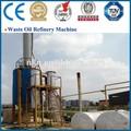 La mejor venta reciclaje automático de combustible de gomas gastadas y plástico 10toneladas con certificado CE,ISO