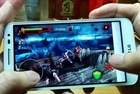 LG G2 Mini Dual Sim D618 8GB Unlocked Mobile Phones - White