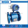 Sortie numérique 4-20ma débitmètre d'eau avec la communication rs485 fabriqués en chine
